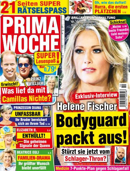 Prima Woche October 16, 2019 00:00