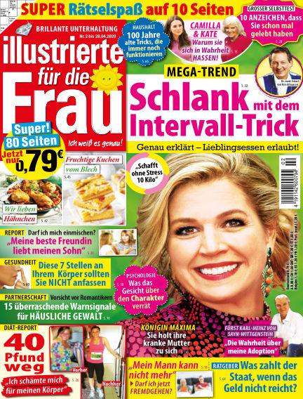 illustrierte für die Frau February 26, 2020 00:00