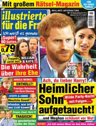 illustrierte für die Frau 5/21