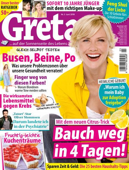 Greta April 28, 2018 00:00