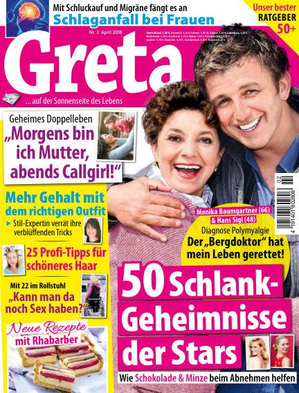 Greta February 24, 2018 00:00