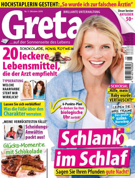 Greta August 25, 2018 00:00