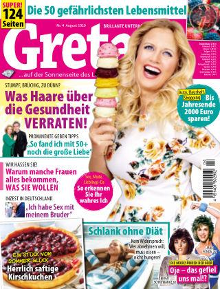 Greta 4/20