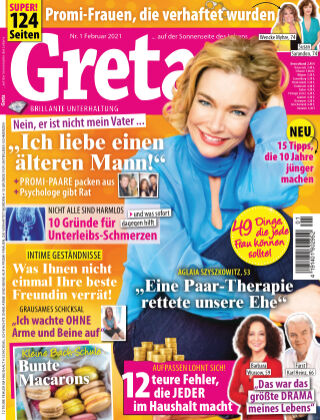 Greta 1/21