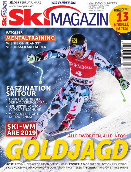 SkiMAGAZIN February 01, 2019 00:00