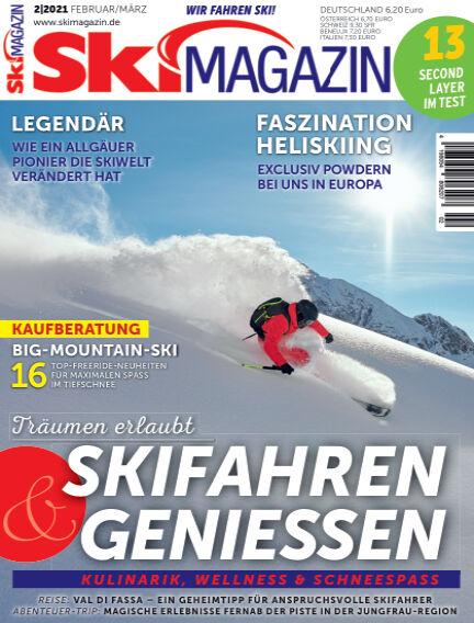 SkiMAGAZIN February 05, 2021 00:00