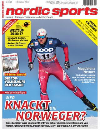 nordic sports 4/2016