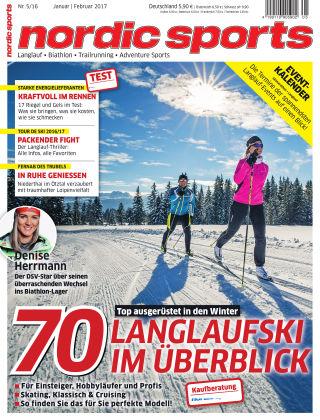 nordic sports 5/2016