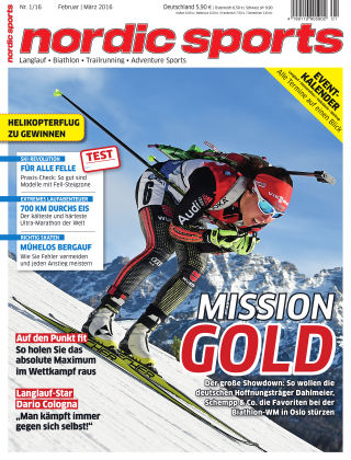 nordic sports 1/2016