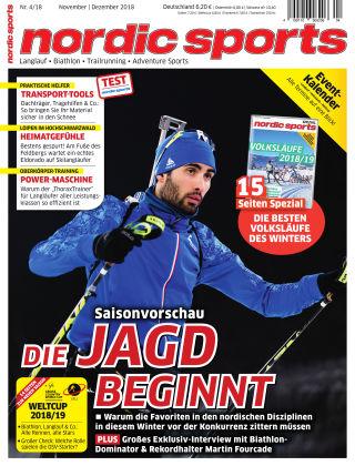 nordic sports 4/2018