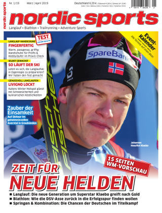 nordic sports 1/2019