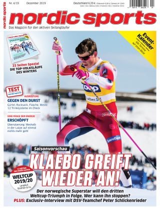 nordic sports 4/2019