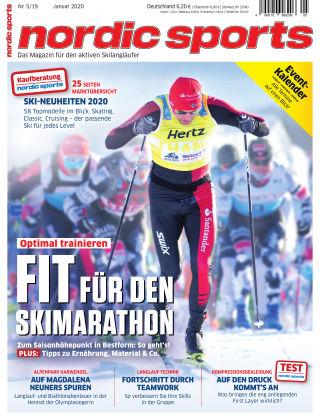 nordic sports 5/2019
