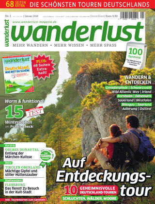 wanderlust 1/2018