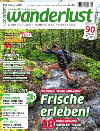 wanderlust 5/2018