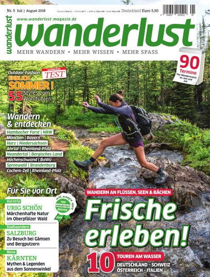 wanderlust June 15, 2018 00:00