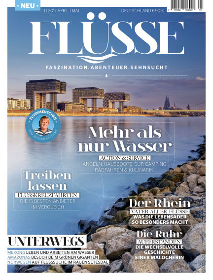 FLÜSSE March 17, 2017 00:00