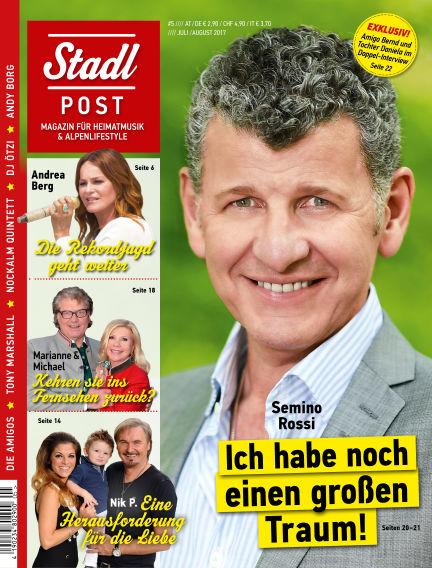 Stadlpost July 04, 2017 00:00