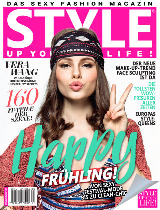 STYLE UP YOUR LIFE! 01/2016