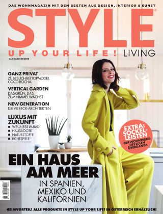STYLE UP YOUR LIFE! Living Sommer 2019