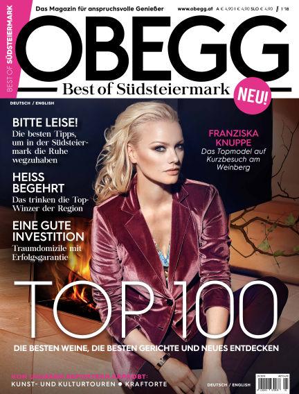 OBEGG - Best of Südsteiermark December 22, 2017 00:00