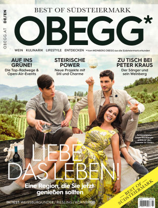 OBEGG - Best of Südsteiermark 01/2019