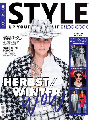 STYLE UP YOUR LIFE! Lookbook Herbst/Winter 2020