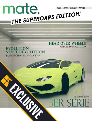 mate. Readly Exclusive Supercars Edition