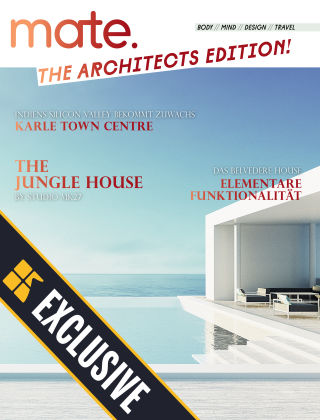 mate. Readly Exclusive Architects Edition