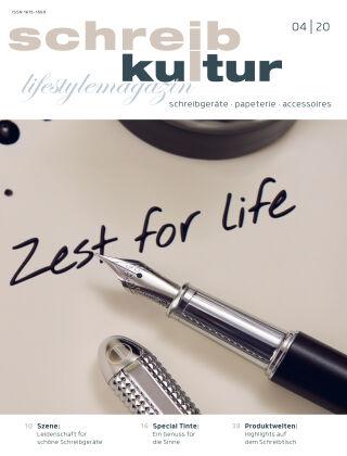 Schreibkultur 04 | 20