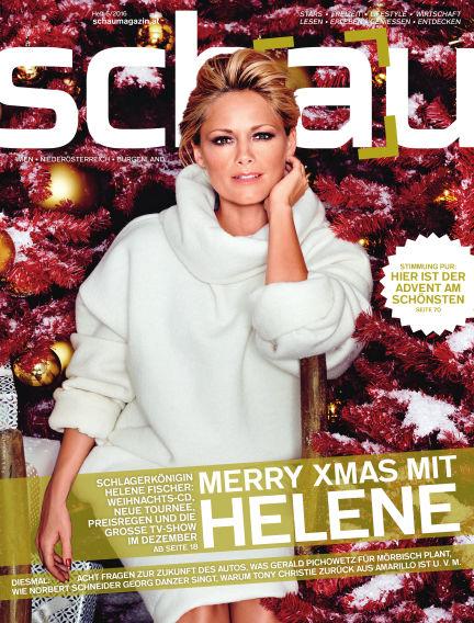 schau Magazin December 21, 2016 00:00