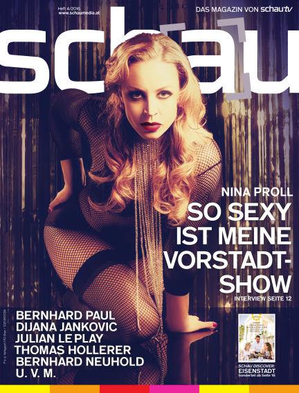 schau Magazin August 31, 2016 00:00