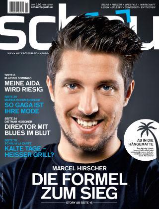 schau Magazin 01/2017