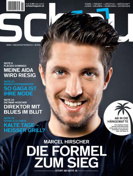 schau Magazin February 23, 2017 00:00