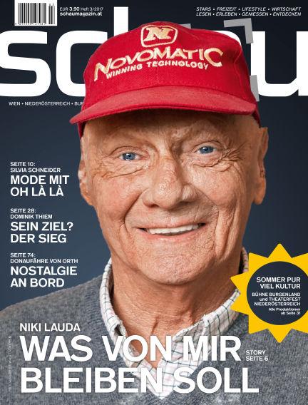 schau Magazin June 14, 2017 00:00