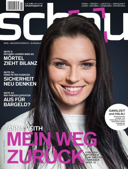 schau Magazin October 04, 2017 00:00