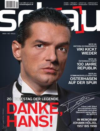 schau Magazin 01/2018