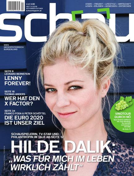 schau Magazin August 28, 2018 00:00