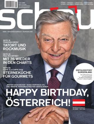 schau Magazin 05/2018