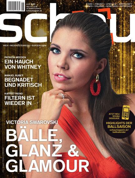 schau Magazin November 21, 2018 00:00