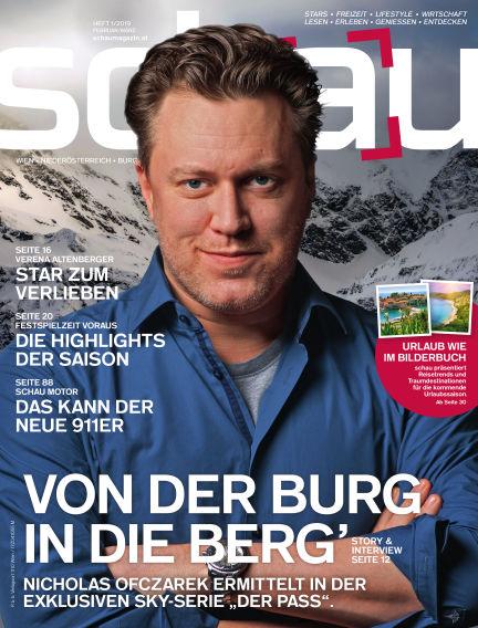 schau Magazin February 20, 2019 00:00