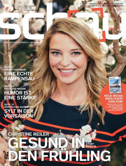 schau Magazin April 17, 2019 00:00