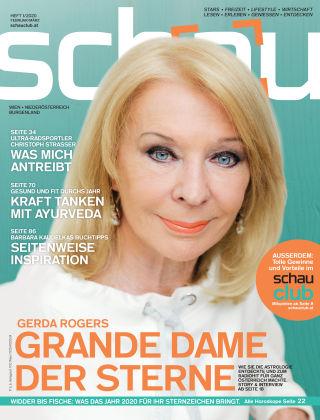 schau Magazin 1/2020