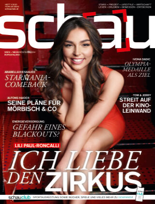 schau Magazin 1/2021