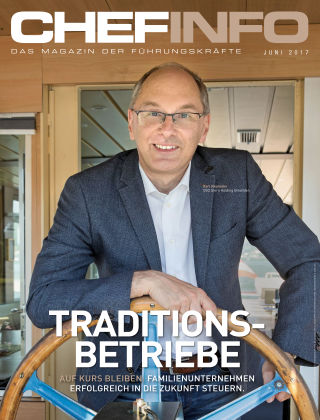CHEFINFO Traditionsbetriebe