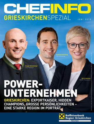 CHEFINFO Grieskirchen Spezial