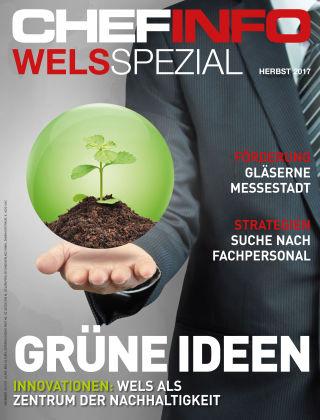 CHEFINFO Sonderausgaben Wels Spezial 02/17