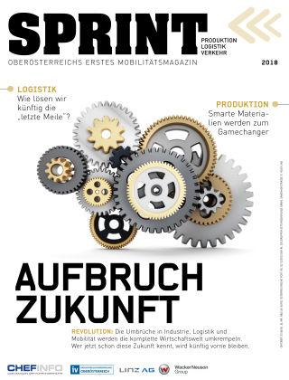 CHEFINFO Sonderausgaben Sprint 2018