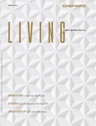 CHEFINFO Sonderausgaben Living 03/19