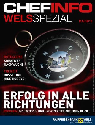 CHEFINFO Sonderausgaben Wels Spezial 01/19